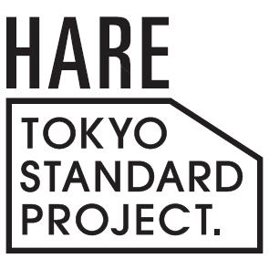 HARE、コラボレーションプロジェクト「TOKYO STANDARD PROJECT」を開始