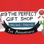 niko and ... TOKYOが新特集『THE PERFECT GIFT SHOP』を11月6日(金)よりスタート!
